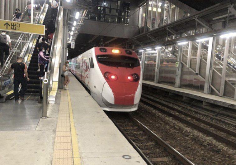 台鐵公布7月27日後班次資訊。本報資料照片