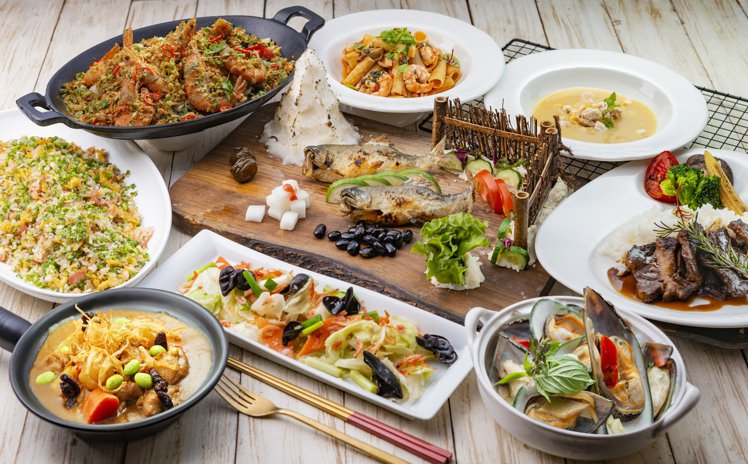 漢來美食旗下餐廳宣布將統一於7月27日恢復內用營業(目前台北除外)。圖/漢來美食...
