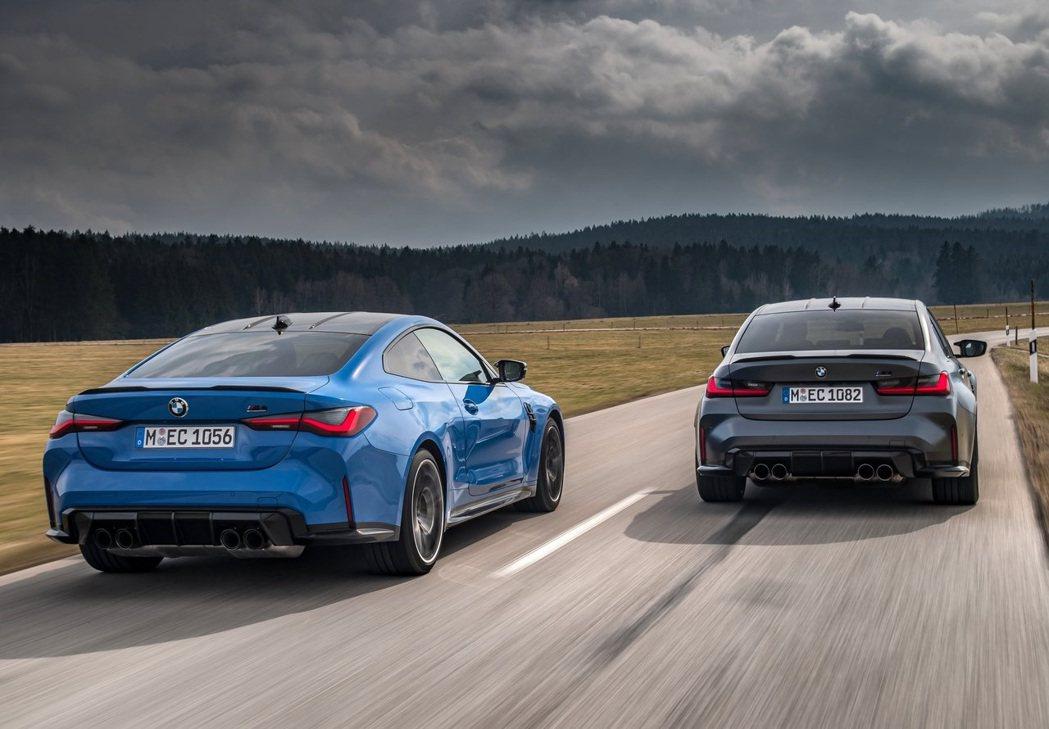 據傳即將推出的 BMW M3/M4 CS 將輸出高達540 匹馬力。 摘自BMW