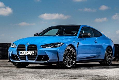 更強的BMW M3/M4 CS即將到來 但手排變速箱將無緣上車
