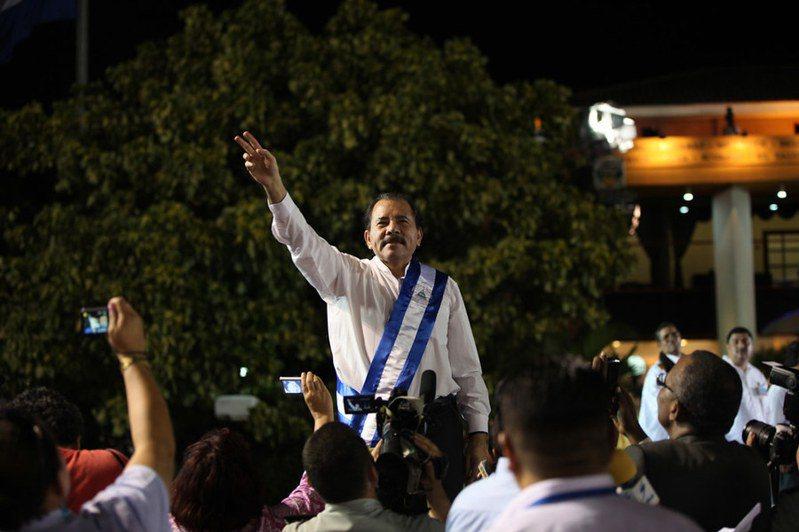 尼加拉瓜總統奧蒂嘉近日又再逮捕反對派,人權組織呼籲要加大制裁。(Photo by Cancillería del Ecuador on Flickr under CC 2.0)