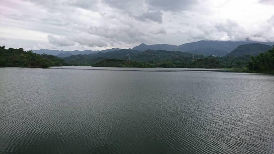 連日來上游集水區降雨持續進水逼近滿水位,台南白河水庫將洩洪。圖 /白河水庫提供