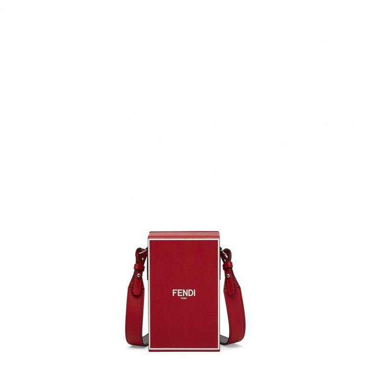 七夕限定系列Pack硬殼包,49,000元。圖/FENDI提供