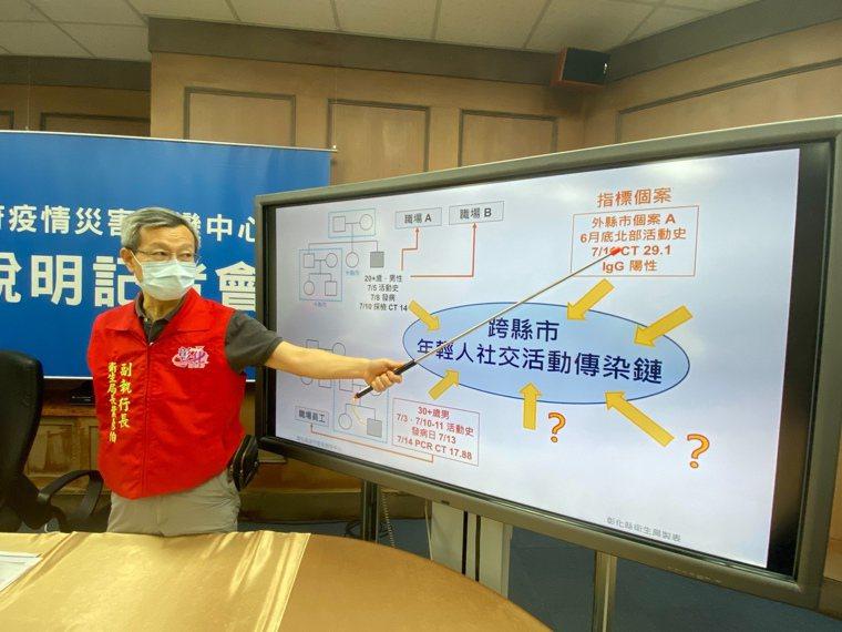 衛福部草屯療養院醫師沈政男認為,台灣仍有機會朝清零邁進,但要圍堵特殊社交傳播鏈。...