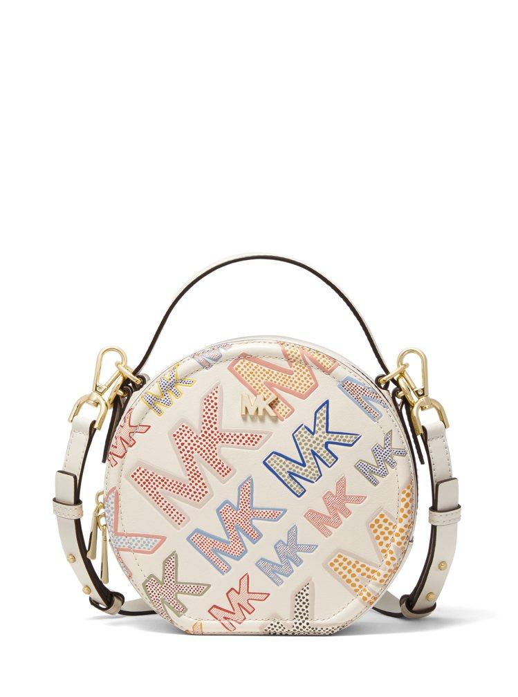 七夕膠囊系列Delaney肩背包,15,900元。圖/MICHAEL KORS提...