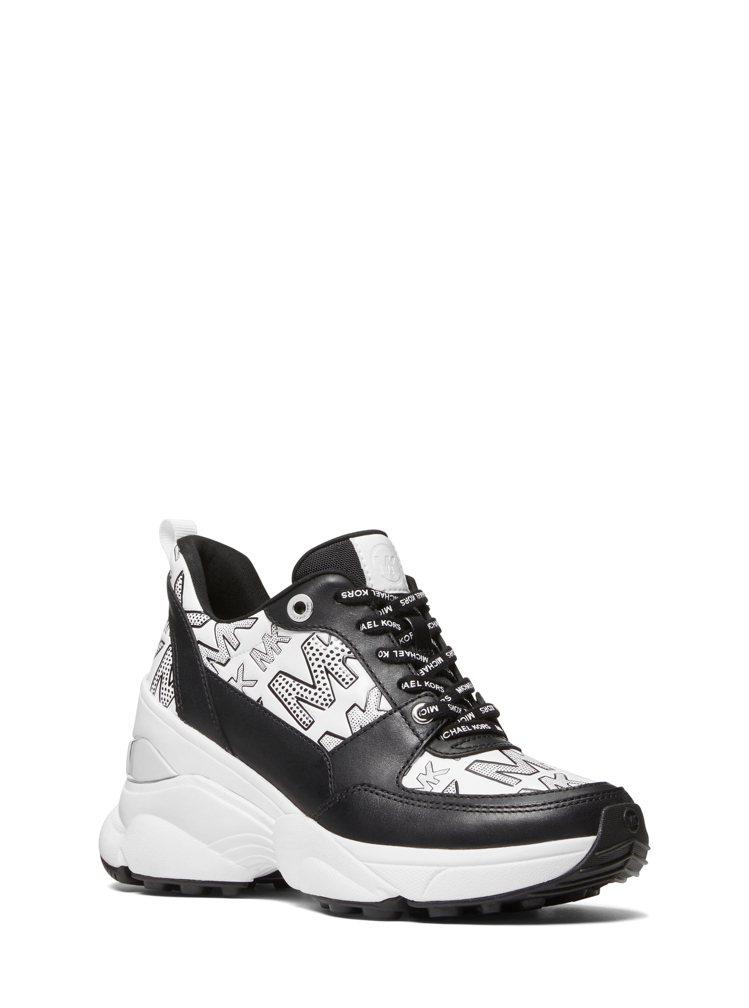 七夕膠囊系列老爹鞋,8,900元。圖/MICHAEL KORS提供
