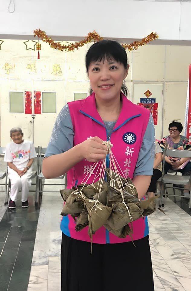 新北市議員唐慧琳與「癌王」胰臟癌抗病一年多,今晨不敵病魔,享年49歲。圖/取自唐慧琳臉書