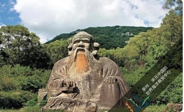 泉州老君岩造像。(大眾日報網)