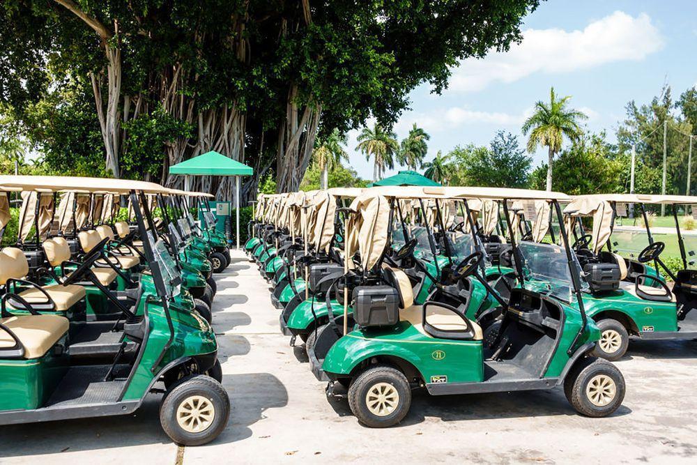 疫情期間,休閒娛樂用品或設備幾乎全都熱賣,高爾夫球車也不例外。在德州聖安東尼奧市...