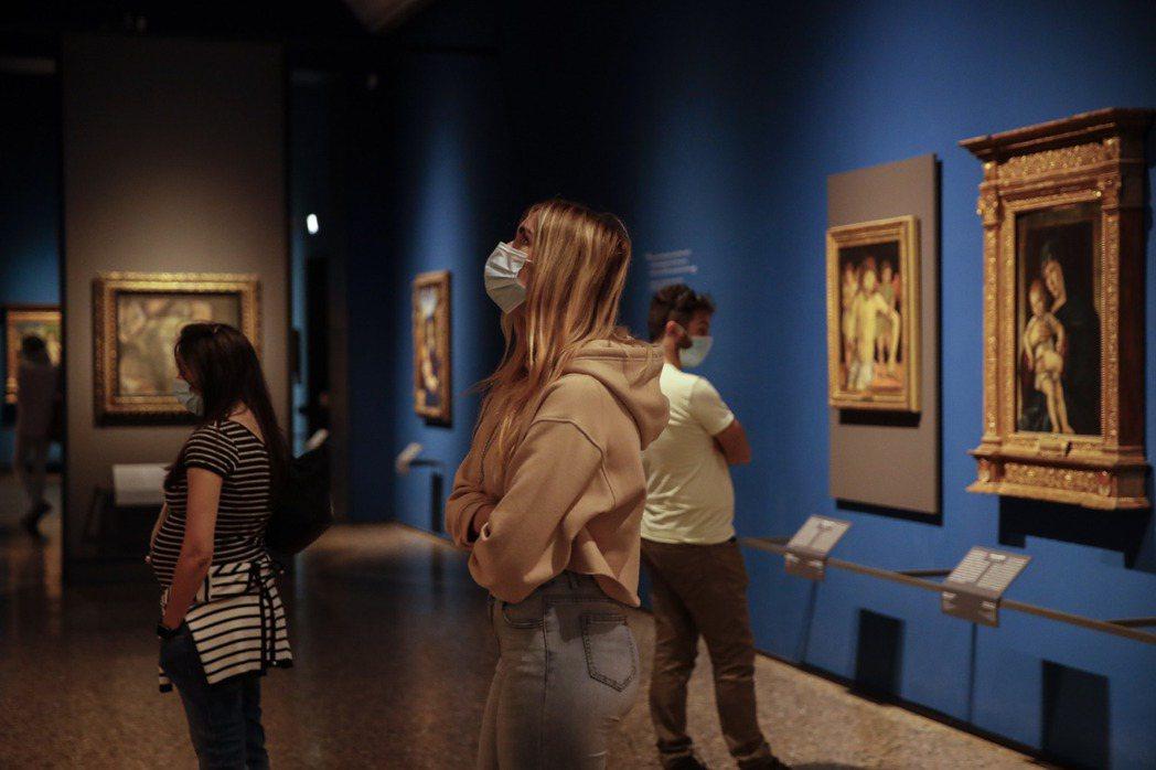 義大利博物館和美術館正敞開大門,迎接觀光客回流,設法賺回去年因閉館損失的1.9億...