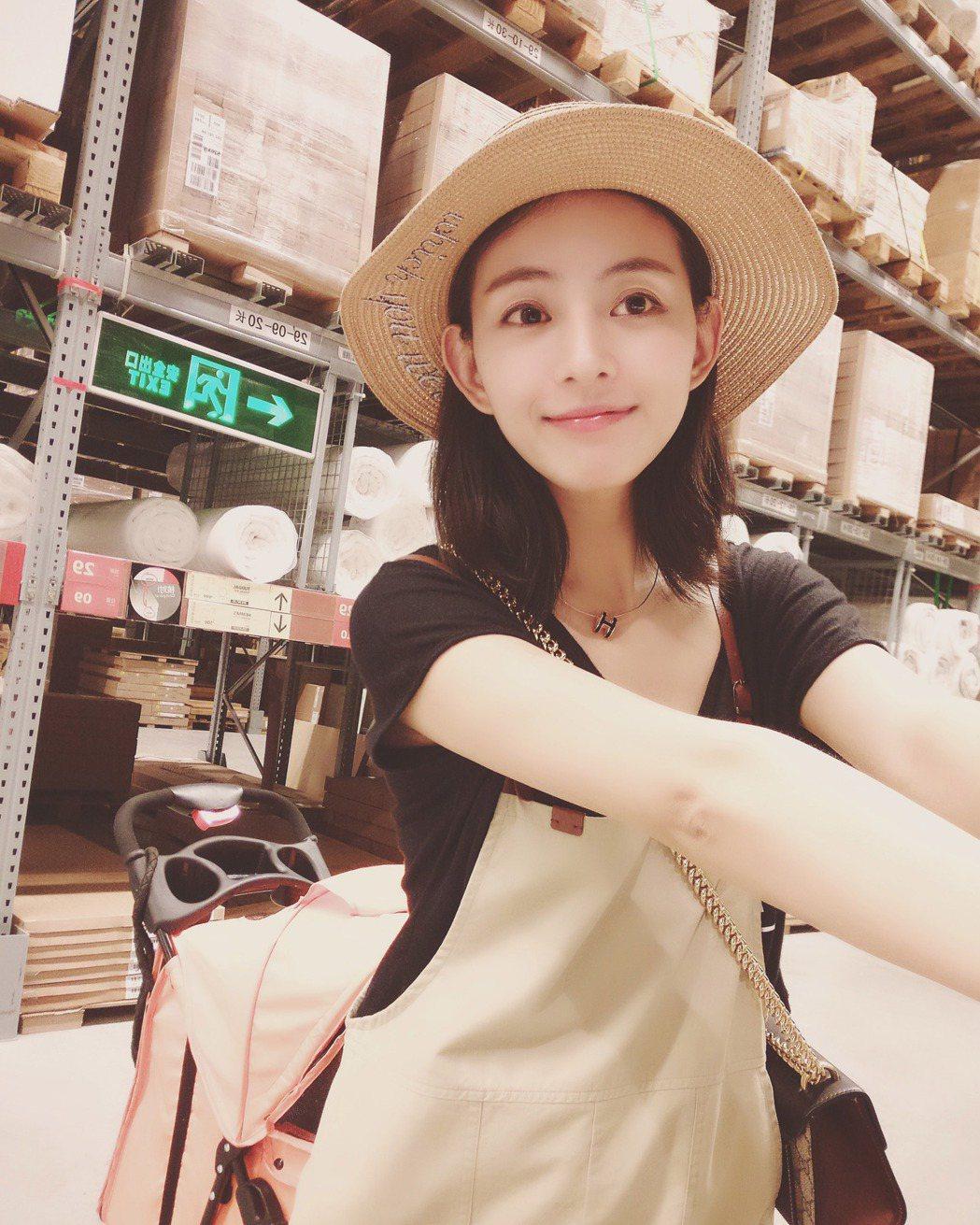 王薇曾為拍戲來台待了3、4個月,留下美好回憶。圖/LiTV、 華星百匯(北京)傳