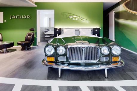 快來當「車床族」 德國新奇旅館讓你睡遍名車