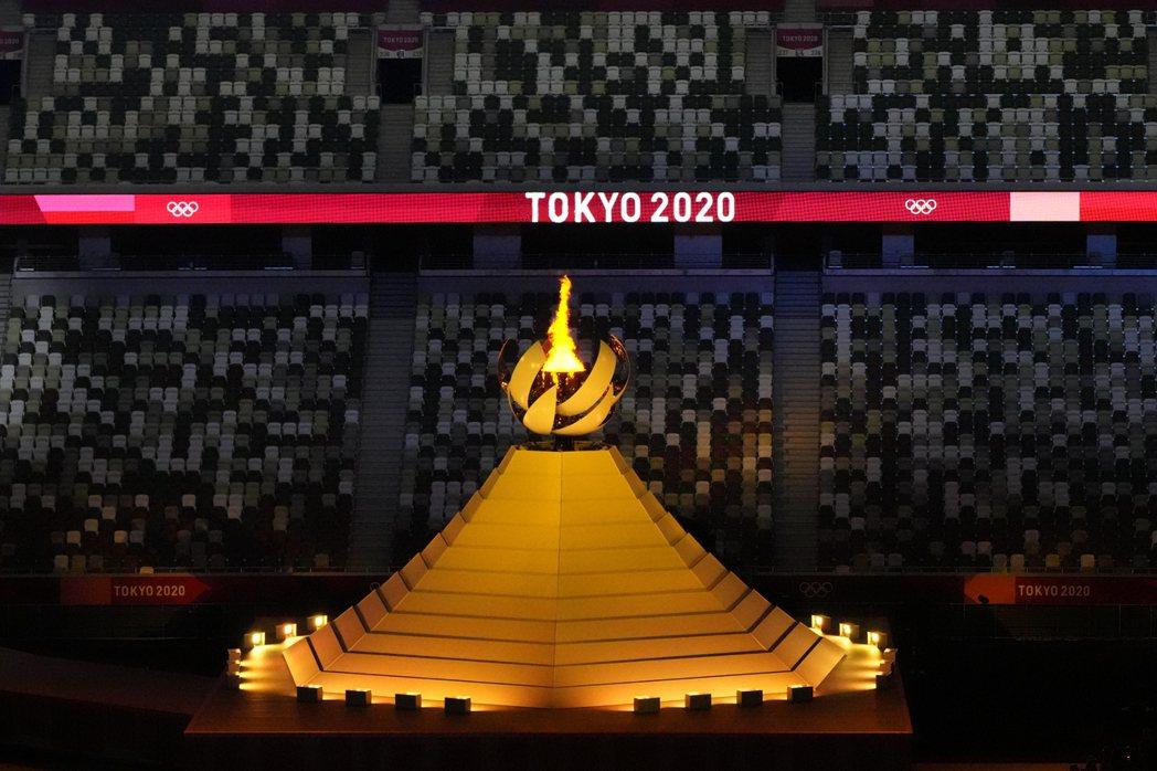 東京奧運在7月23日正式揭開序幕。 圖/美聯社