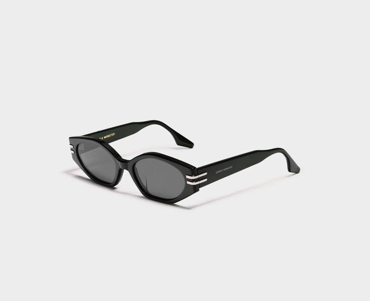 GENTLE MONSTER Ghost 01太陽眼鏡。圖/GENTLE MON...
