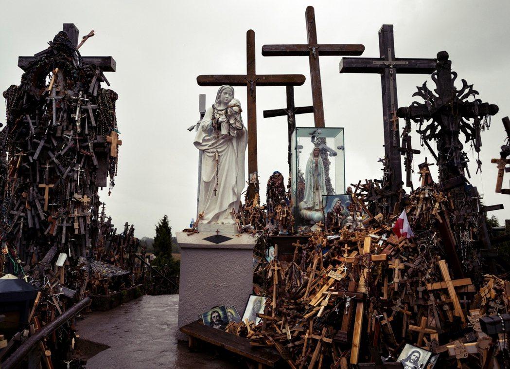 十字架山。 圖/美聯社