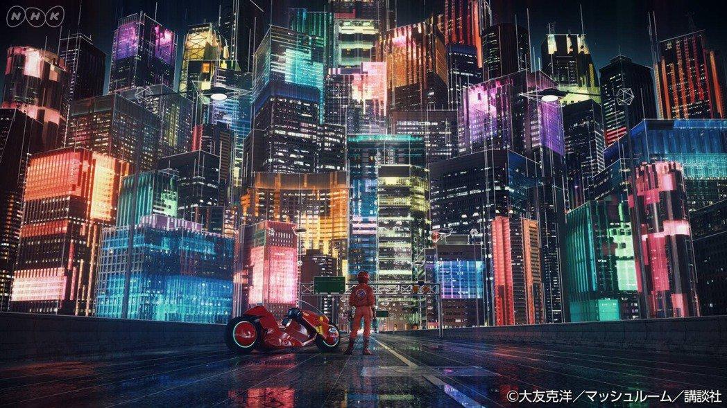 大友克洋與NHK合作的《東京Reborn》系列,重新以AKIRA的世界觀審視嶄新...