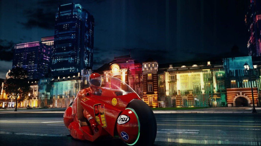 《AKIRA》描繪近未來崩壞後的東京都、人類科技的創造與毀滅,在當時不僅挑戰觀眾...