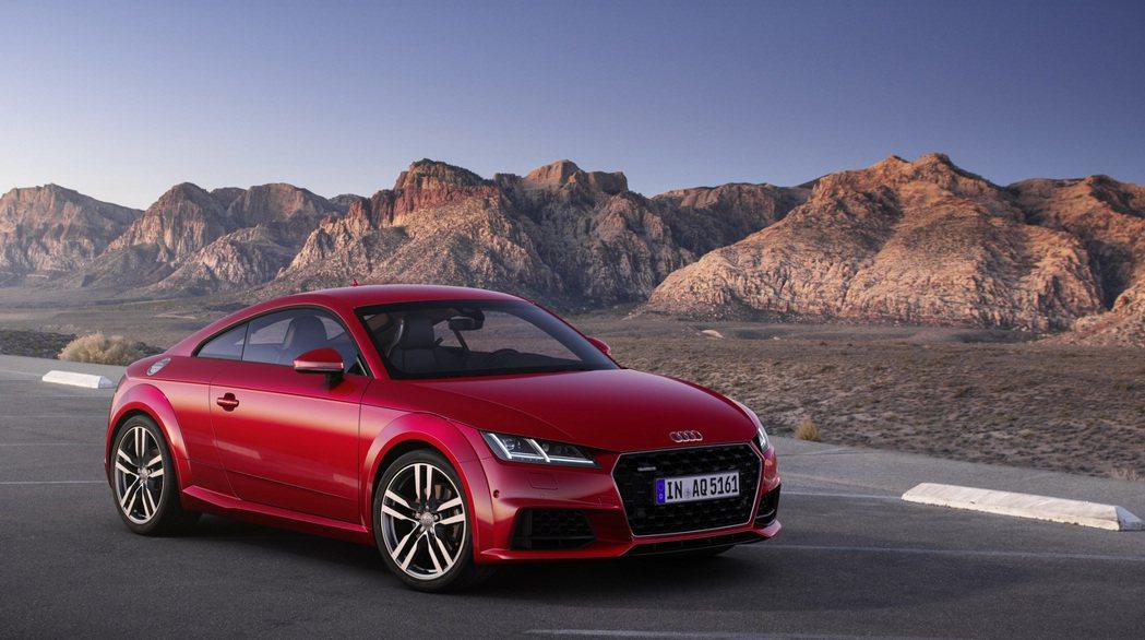 Audi TT則是留爛次數最高的車款。 摘自Carscoops
