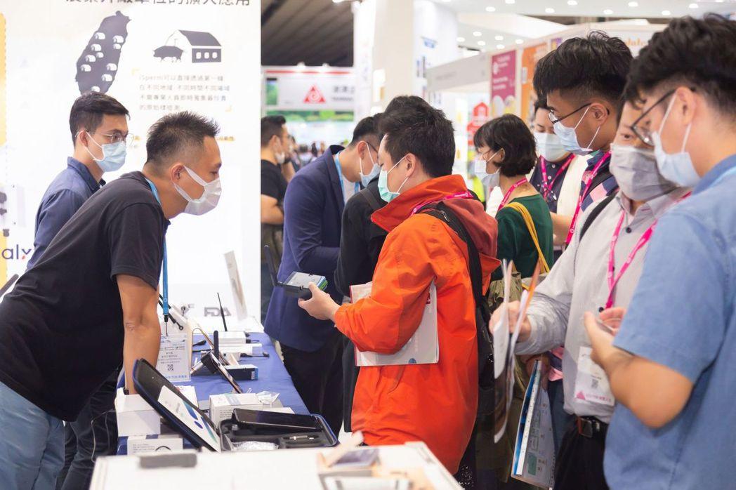 2020年實體展會吸引來自18個國家及地區的12,454名專業觀眾 英富曼台灣分...
