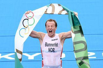 鐵人三項/挪威鐵人奧運奪金 為東京酷熱做足準備成關鍵
