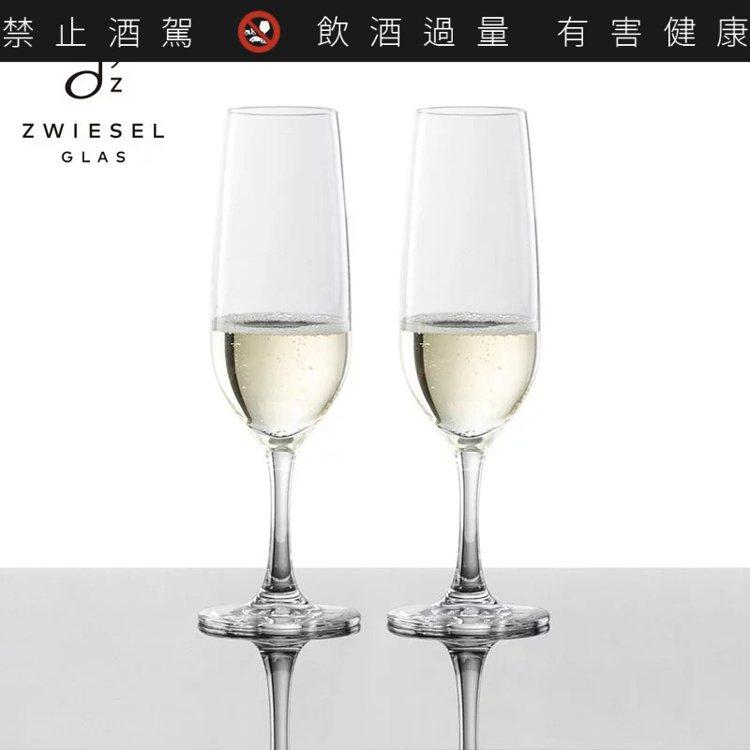 致敬(Congresso)系列香檳杯,容量235毫升,每組2入,售價1,500元...