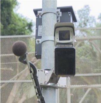台東8月啟用噪音科技執法,違規最高罰3600元。圖/環保局提供