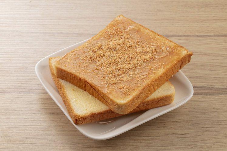 Read Bread × 豐盛號土豆粉吐司,售價55元。圖/全聯福利中心提供