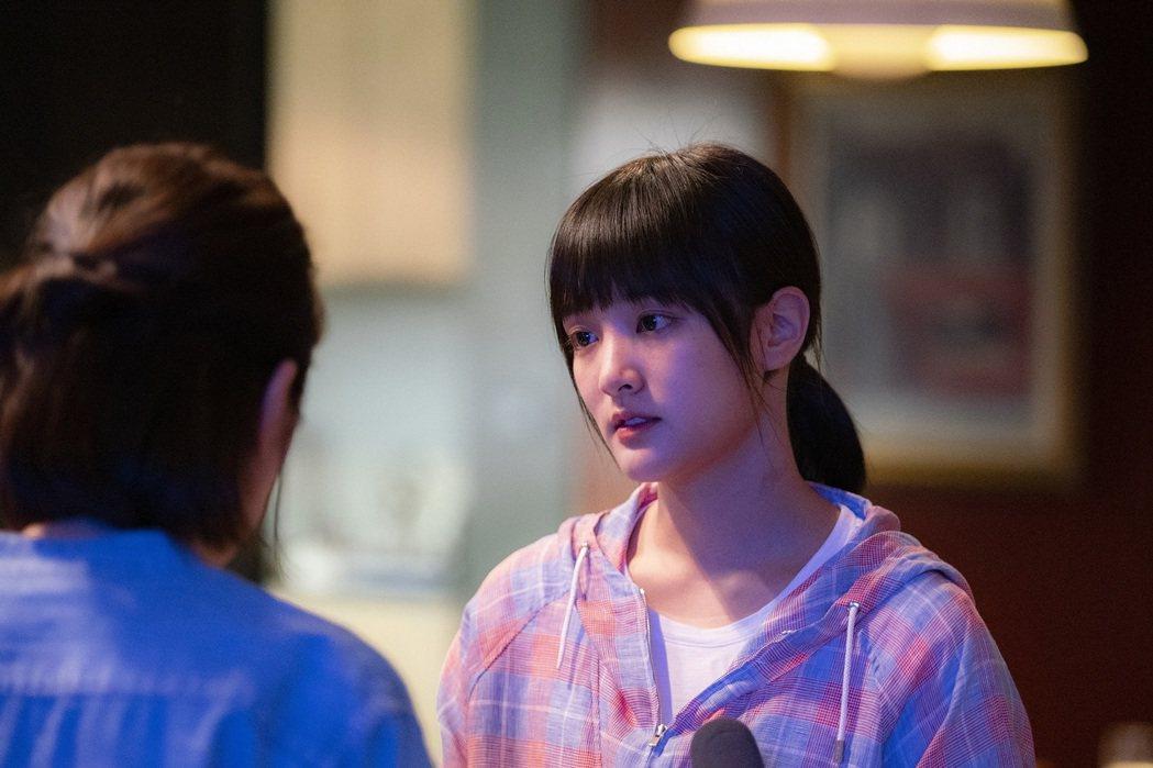 王淨飾演賈靜雯女兒。圖/本地風光提供