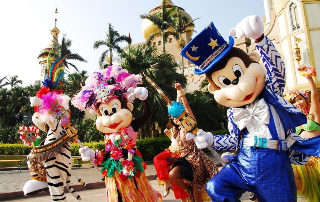 遊樂園受到大小朋友的喜愛。   圖/KKday提供