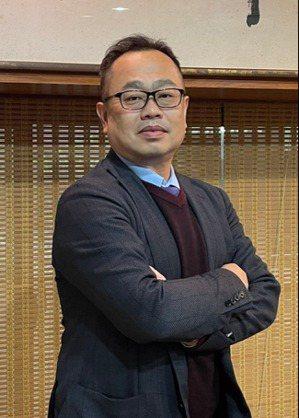 光磊總經理黃年宏落實組織年輕化,讓企業脫胎換骨。 記者陳昱翔/攝影