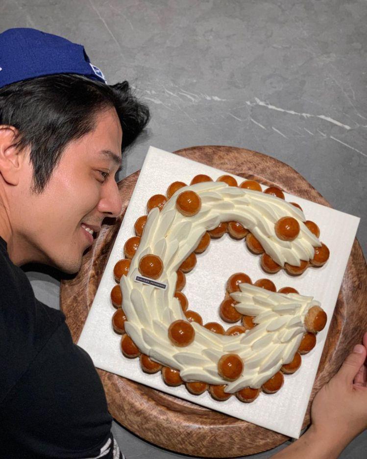 剛過39歲生日的胡宇威在《全明星運動會》中,讓他收獲了大批新粉絲。圖/摘自ins...