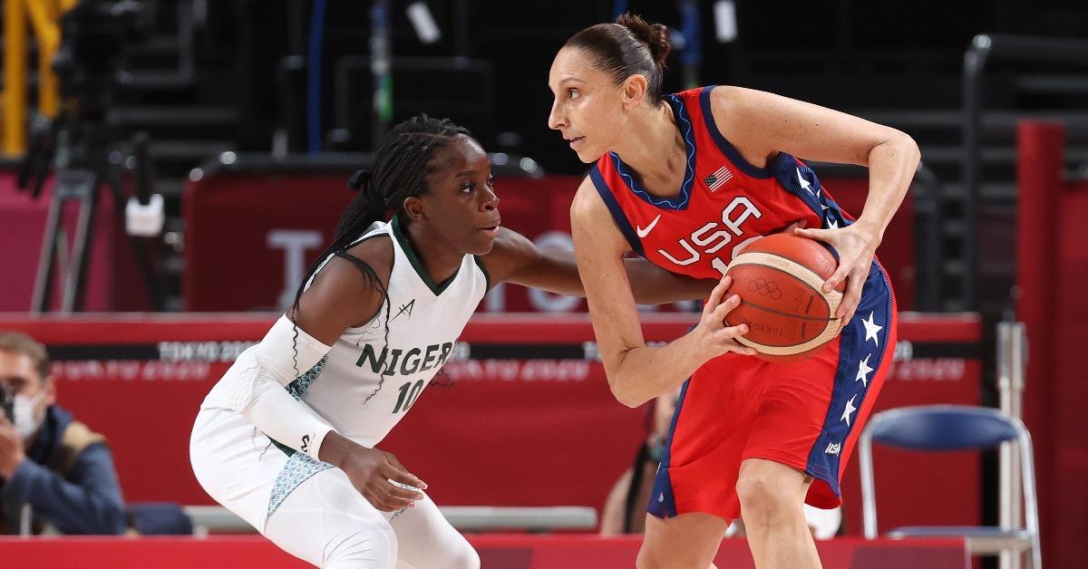美国女篮拚奥运7连金 首战有惊无险拿下奈及利亚
