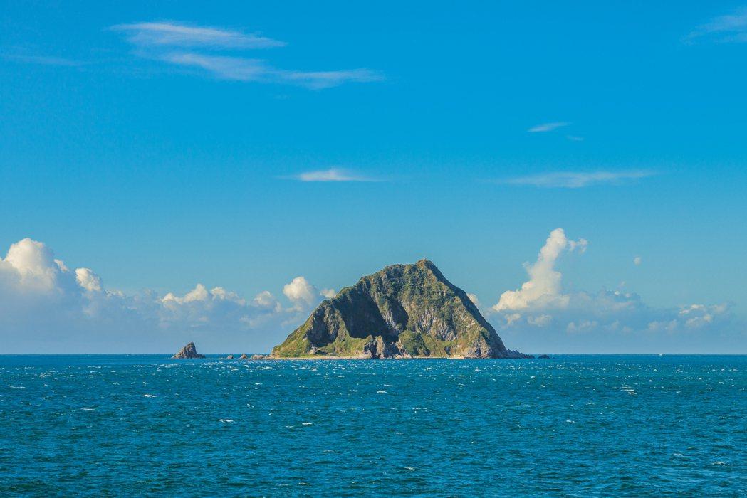 基隆嶼登島。KKday/提供