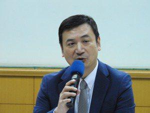 前國安會副秘書長楊永明。 報系資料照