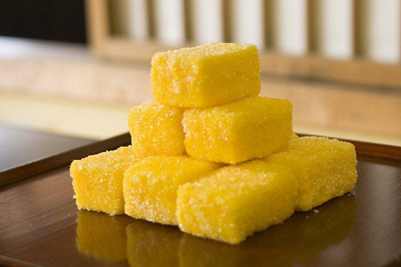 ▲長崎縣平戶市的代表性甜點「Casdous(カスドース)」,美味傳承了400年。  圖:平戶觀光協會/提供