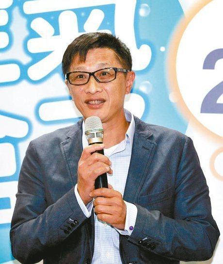 瑞昱董事長葉南宏。報系資料照