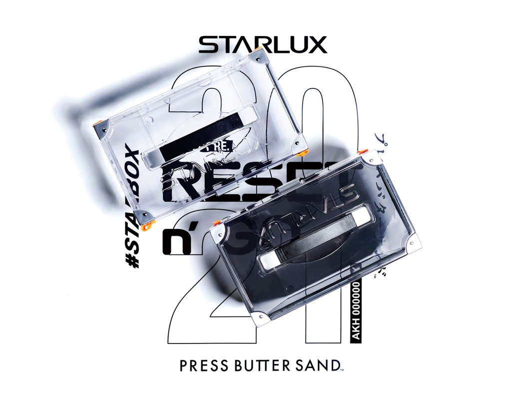 星宇航空與Press Butter Sand聯手打造「星宇箱STARBOX PR...