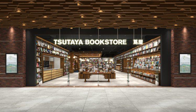全新的TSUTAYA BOOKSTORE松山店預計8月中下旬登場。圖/潤泰集團提...