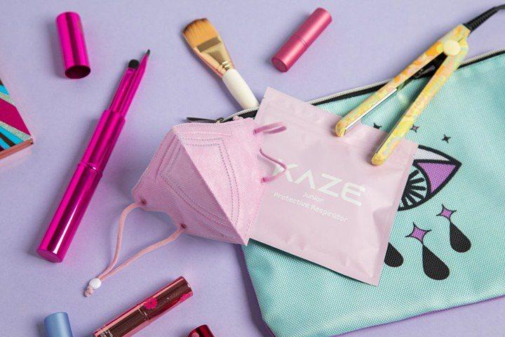 KAZE品牌取自日語「kaze」風,強調舒服、透氣涼感。圖/團團TUANTUAN...