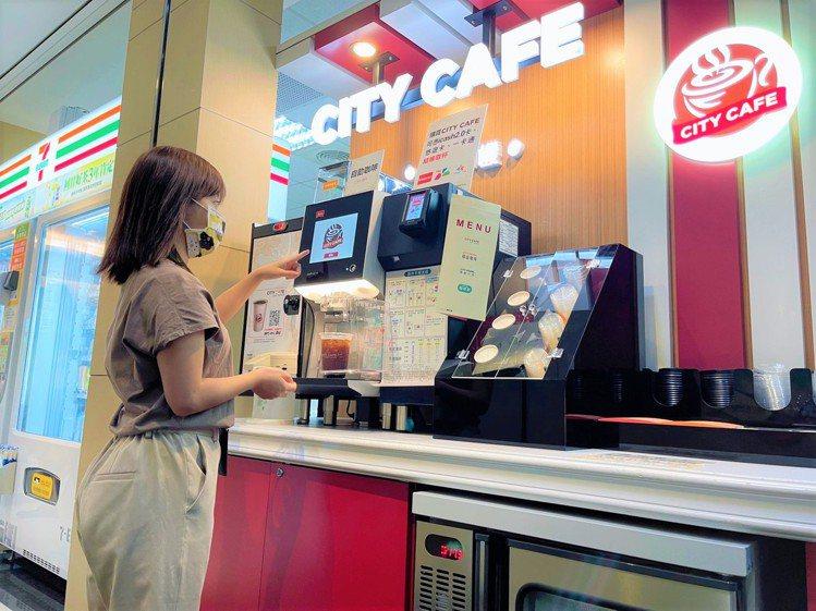 搶攻企業茶水間半坪商機,「CITY CAFE咖啡智FUN機」首創免店員、免下載程...
