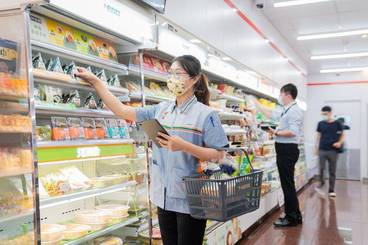 看好蓬勃發展的外送市場,7-ELEVEN將自8月2日起領先零售業首創外送業者入口...