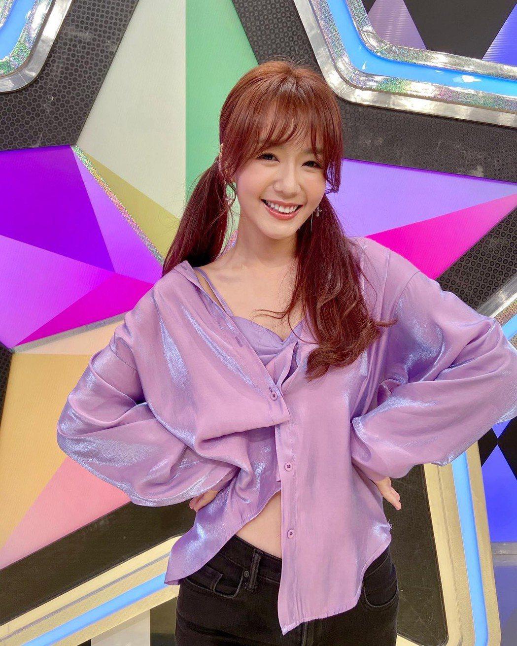 李又汝外型甜美亮麗。圖/摘自臉書