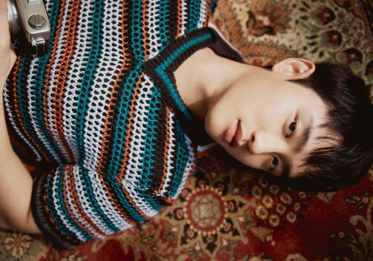 EXO主唱D.O.出道9年發行首張個人專輯。圖/ avex taiwan提供