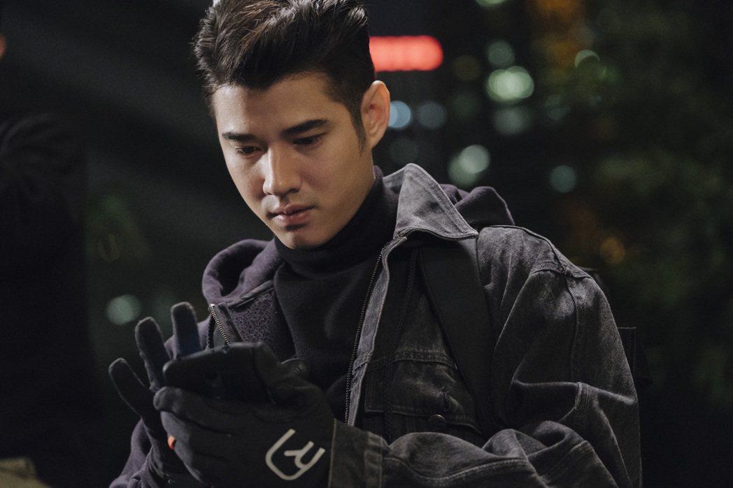 馬力歐首度赴香港拍片。圖/華映提供