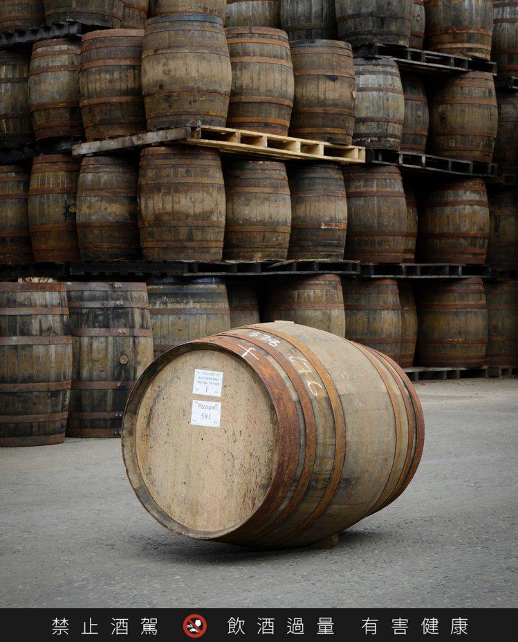麥卡倫原桶威士忌—1991—#21429—18/029/1,1991年12月12...