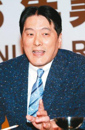 大統益董事長羅智先(本報系資料庫)