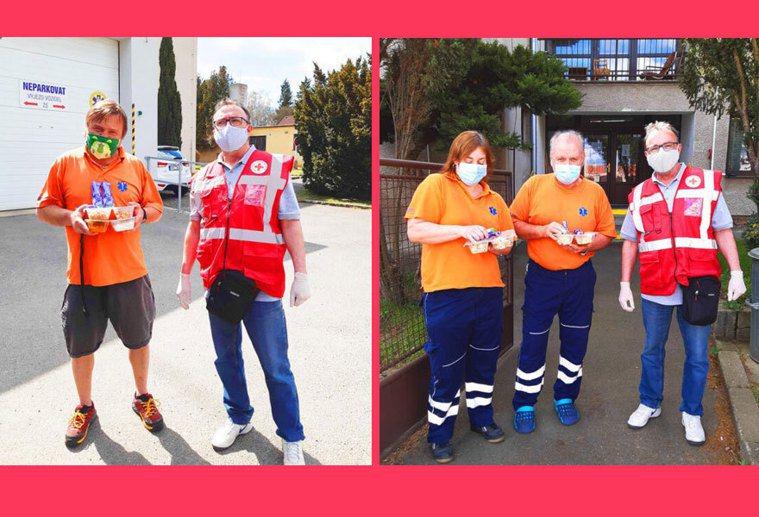 中華民國紅十字會6月16日透過國際紅十字會體系,洽請包括捷克紅十字會在內的紅十字...