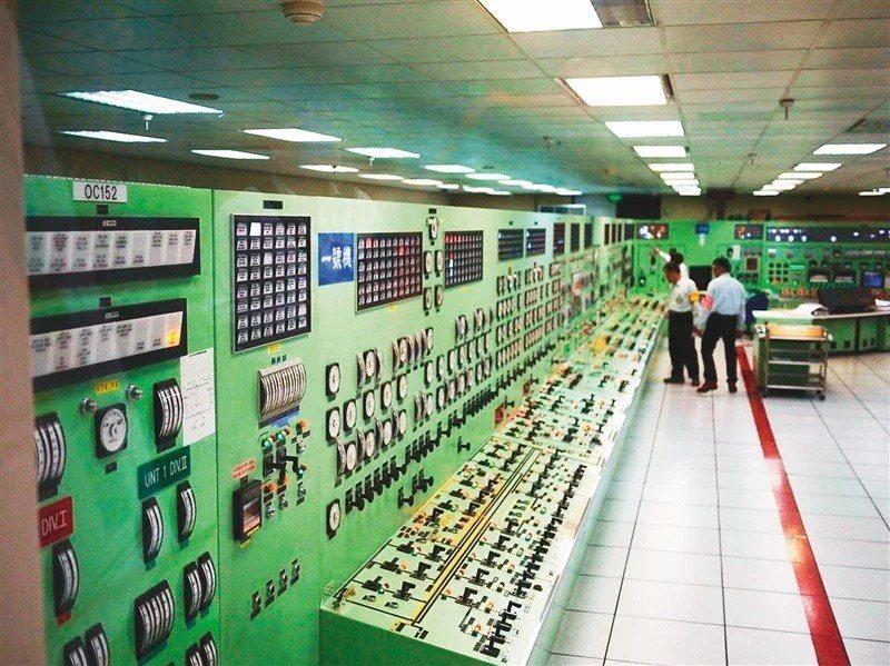 核二廠2號機昨天清晨發生反應爐急停事件,經調查為人為疏失。 圖/報系資料照片