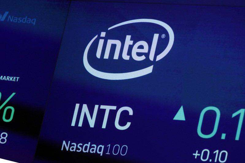英特爾(Intel)。美聯社