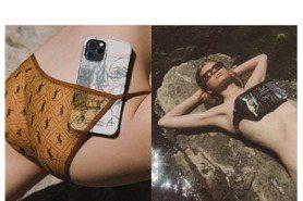 周董也愛的藝術家!SAINT LAURENT聯名「巴斯奇亞」手機殼、髒話T恤 性感又可愛